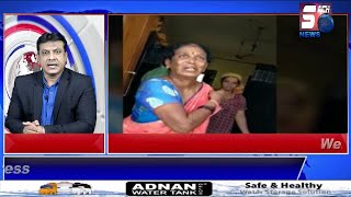 HYDERABAD NEWS EXPRESS   BJP Corporator Ke Husband Ko Chappal Se Maara   SACH NEWS  