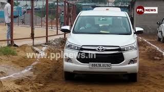 5T Secy VK Pandian At Puri |ଜଗନ୍ନାଥ ଷ୍ଟାଡିୟମ୍ ର ନିର୍ମାଣ କାର୍ଯ୍ୟ ର ସମୀକ୍ଷା କଲେ 5T ସଚିବ ଭିକେ ପାଣ୍ଡିଆନ୍