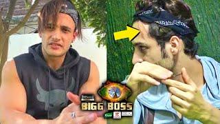 Bigg Boss 15   Umar Riaz Ko Lagi Chot, Asim Riaz Ne Diya Reaction