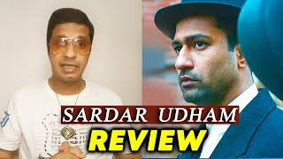 Sardar Udham Movie Review | Vicky Kaushal | Shoojit Sircar | By RJ Divya Solgama