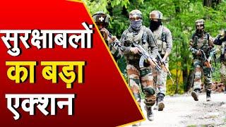 Jammu-Kashmir:  पुलवामा में मुठभेड़ जारी, सुरक्षाबलों ने आतंकी उमर मुश्ताक को घेरा