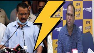 """Promised Kejriwal that Dabolim will be won by huge margin"": Newly AAP joinee  Babu Nanoskar"