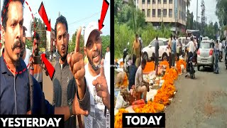 RG public ko 'No Ullu Banaoing'! Where are you today? Illegal Vendors are still there!
