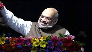 Elect BJP in majority if you want double the pace of development in Goa: Amit Shah