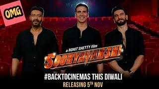 Sooryavanshi Movie Officially Releasing On November 5, Akshay Kumar, Ajay, Ranveer Stars Promotion