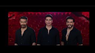 Sooryavanshi Promoting Aaj Se Shuru, Live Reaction