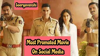 Sooryavanshi Is Most Promoted Movie On Social Media, Even Amitabh Bachchan Promoted The Film