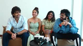 Anushka Sen, Himansh Kohli & Sachet Parampara - Full Interview - Chura Liya Song