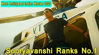 Sooryavanshi Ranks No.1 In Most Anticipated Indian Movies List Of 2021, Jai Bhim, Antim Follows It