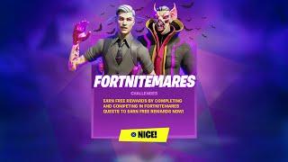 Fortnitemares Challenges Reward