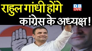 Rahul Gandhi  होंगे Congress के अध्यक्ष ! CWC में Rahul Gandhi को कमान सौंपने का प्रस्ताव पास |