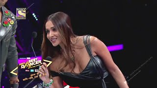 India's Best Dancer Season 2 Promo | Malaika Arora Ke Flying Kisses Ka Jadu