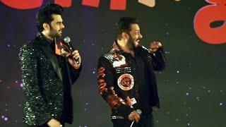 Salman Khan Ka ANTIM Film Promotion | India's First Social Token Chingari's $GARI Launch