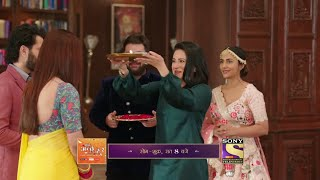 Bade Acche Lagte Hain Promo Update | 18th Oct 2021 Episode | Courtesy: Sony TV