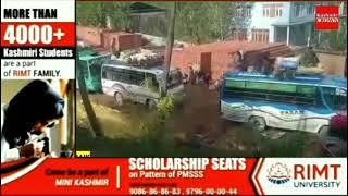 Non Local Labour's at Shopian Starts Migration as Recent Attacks brought Fear among Them