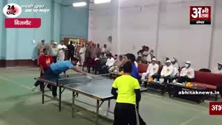 अन्तरजनपदीय खेल प्रतियोगिताओं का शुभारंभ