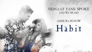 HABIT Song | Sidharth Shukla Fans Ka Pressure, Change Hua SidNaaz Song Ka Title