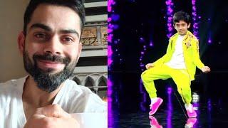Super Dancer 4 Ke Sanchit Ke Big Fan Nikle Virat Kohli, Insta Par Kiya Post