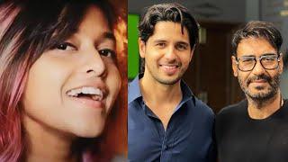 Yohani Ka Bollywodd Debut | Ajay Devgn Aur Sidharth Ke Thank God Me Hoga Yohani Ka Manike Mage Song