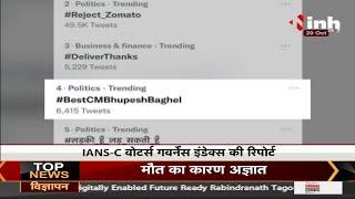 CG CM Bhupesh Baghel का प्रदर्शन देश में सबसे अच्छा, BJP ने सर्वे रिपोर्ट को बताया प्रायोजित