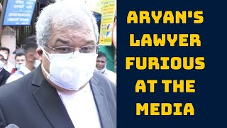 Aryan's Lawyer Furious At The Media | Catch News