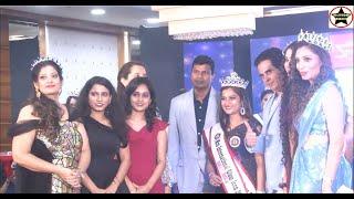 Mr Miss Mrs International Glam Icon Award  successfully Held in Mumbai