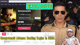 Bollywood Crazies Exclusive: Sooryavanshi Advance Booking Started In India, Here's The Proof