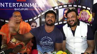 Khesari Lal Yadav Full Exclusive Interview - S4U YouTube Channel Launch