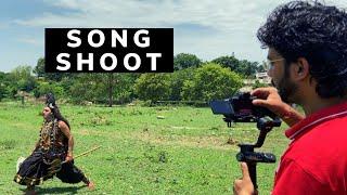 Making of Song Shoot | Shiv Jatadhari | GURU BHAI STUDIO | MobileVlog