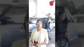 Janhvi kapoor travelling to dehradun for shooting schedule