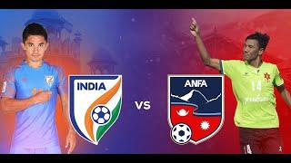 India Vs Nepal    International Friendly    Live Pre Match Fans Talk