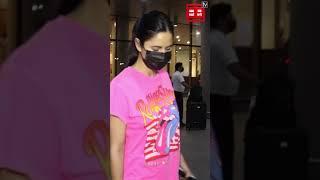 Katrina Kaif snapped at the airport #Shorts