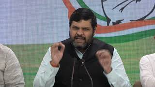 LIVE: Congress Party Briefing by Prof. Gourav Vallabh at AICC HQ.