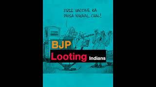 BJP Looting Indians
