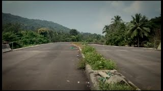 Now why this flyover in Ponda is not opened for public?