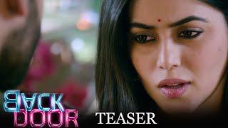 Back Door Official Teaser   Poorna   Teja Tripurana   Karri Balaji   BhavaniHD Movies