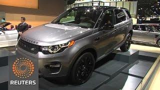 Luxury SUVs headline NY auto show News Video