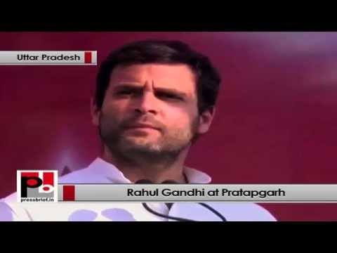 Rahul Gandhi- Congress ideology based on love, while BJP's on anger