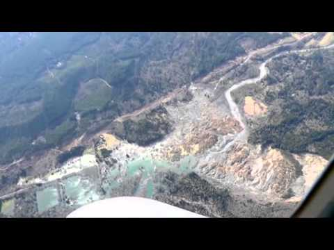 Raw- 911 Calls Detail Aftermath of WA Mudslide News Video