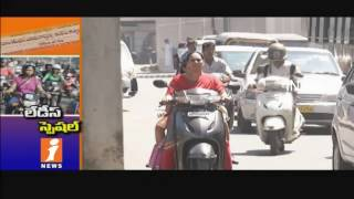 RTA Conducts Special Licence Drive For Womens In Hyderabad On Womens Day | iNews
