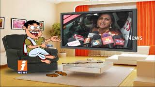 Dada Political Punches On YSRCP MLA Roja His Comments On AP Govt | Pin Counter | iNews