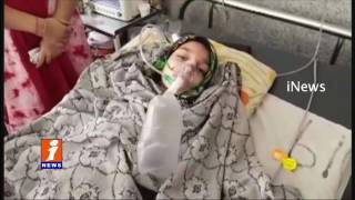 Gandhi Hospital Doctors Negligence   Child in Serious Condition   iNews