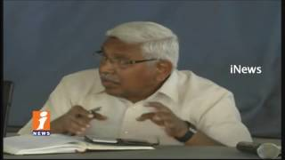 Release White Paper On Lands Scam in Telangana | Kodandaram Demands Govt | iNews