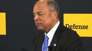 Jeh Johnson- US 'Can't Vilify' Muslim Community Video