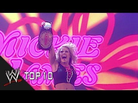 WWE's Asylum- WWE Top 10 - WWE Wrestling Video