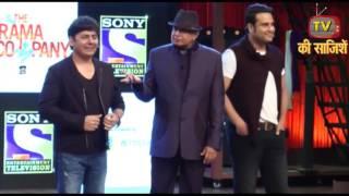 Krushna Abhishek & Sudesh Lehri teased each other badly