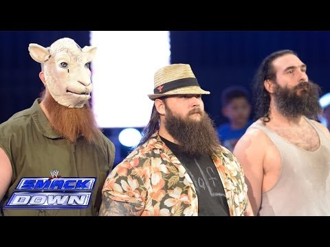 Cody Rhodes, Goldust & CM Punk vs. The Shield - Six Man Tag Team Match: SmackDown, November 29, 2013 -WWE Wrestling Video
