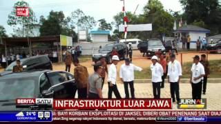 Pembangunan Infrastruktur di Luar Jawa Dipercepat