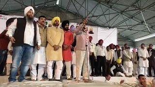 'चुनाव मैदान में आमने-सामने होंगे भगवंत और सुखबीर'