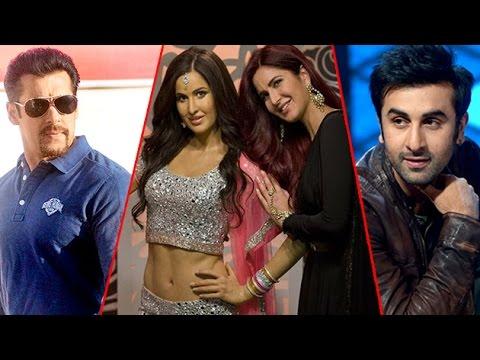 Salman OR Ranbir? Who Saw Katrina's Wax Statue First? | LehrenTV